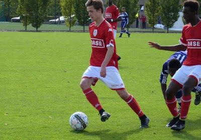 Jonkie van Standard gaat proefdraaien bij Cercle Brugge