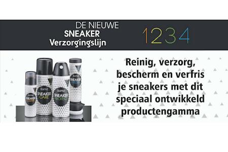 Sneakers verzorgingsproducten