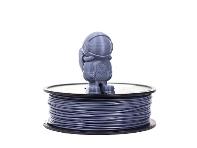Grey MH Build Series PLA Filament - 1.75mm (1kg)