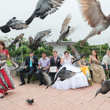 Wedding photographer Yuliya Amurskaya (1111UE1111). Photo of 01.09.2014