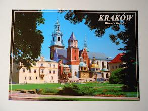 Photo: Wawel Royal Castle in Cracow (UNESCO)