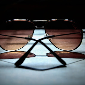 shades by प्रसाद जोशी - Artistic Objects Other Objects ( rays shades glasses )