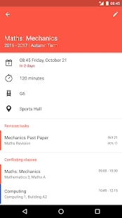 My Study Life - School Planner- miniatura screenshot