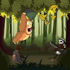 Jungle Monkey Bananas icon
