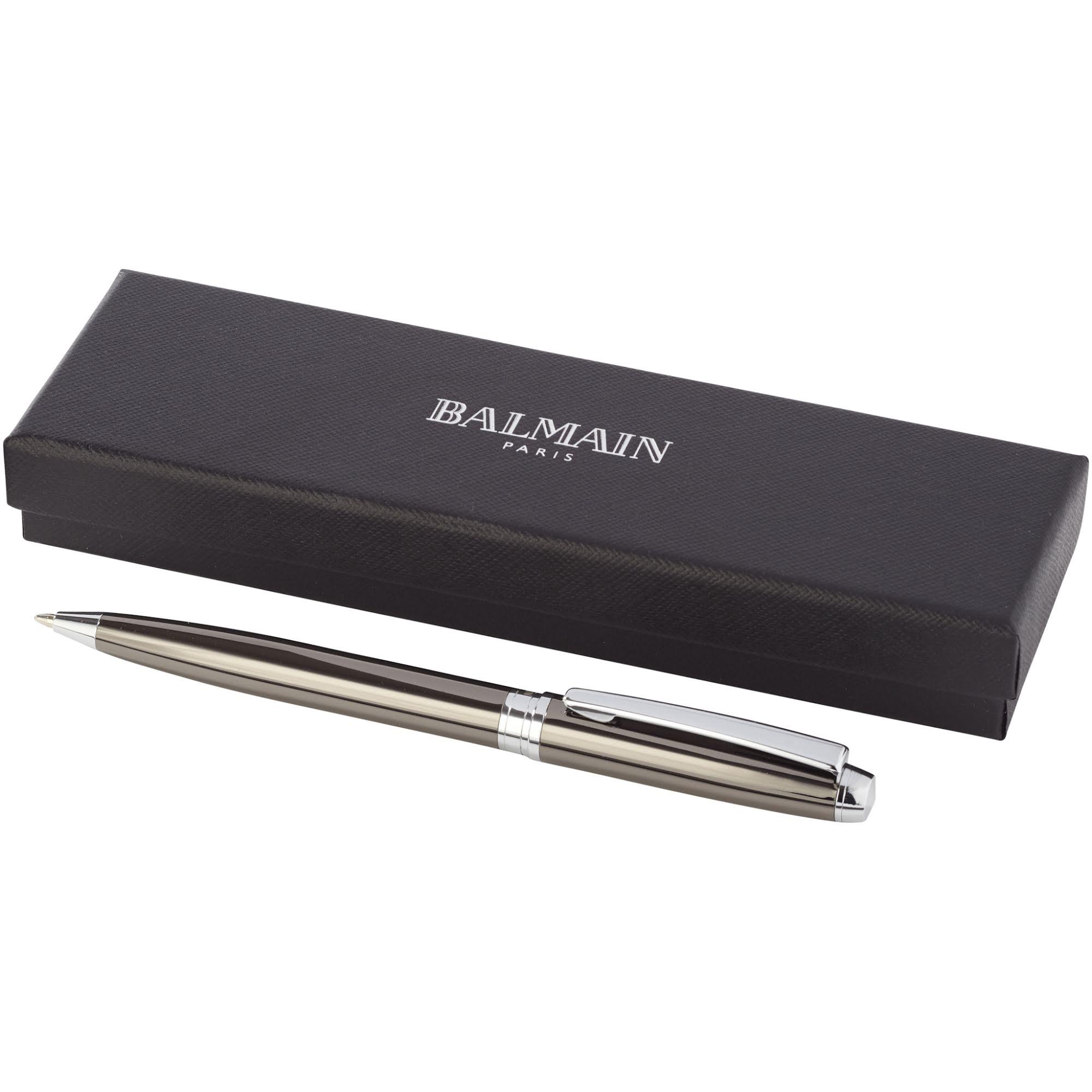 Balmain Aphelion Gunmetal Pen