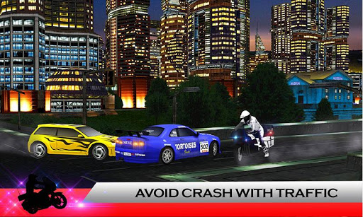 Police Moto: Criminal Chase screenshot 5