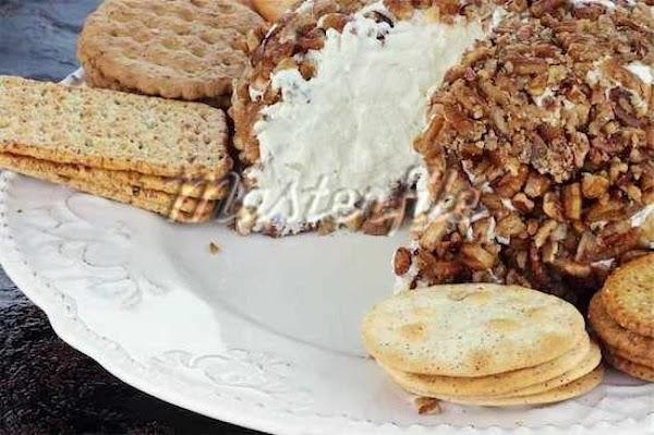 Georgia Pecan Cheese Spread Recipe