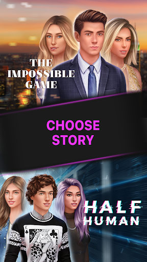 Dream Zone: Dating simulator & Interactive stories apkpoly screenshots 4