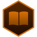 Library of Babel 3D icon