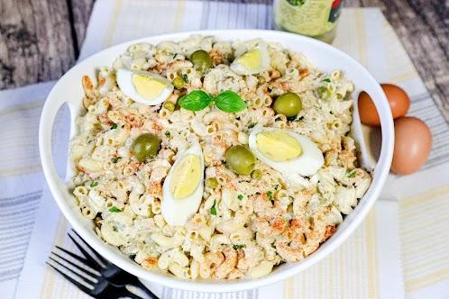 Grandma Barbara's Tuna Salad