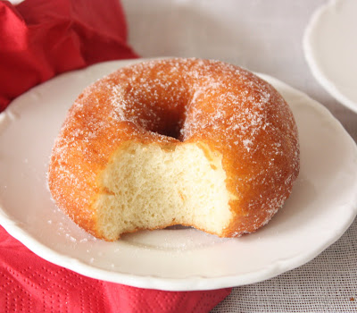 DOUGHNUTS ~ FOOD FOR THOUGHT