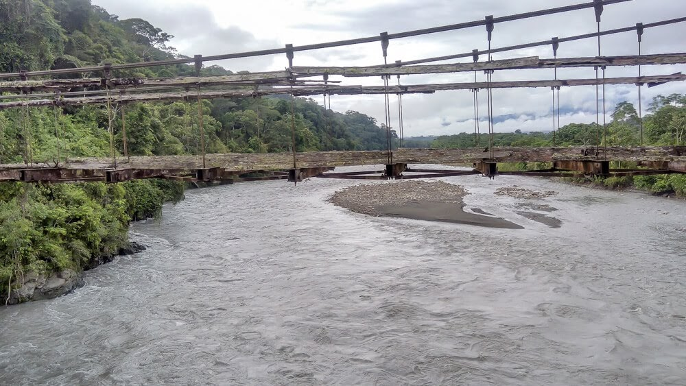 bridge over manu river Manu peru Amazon.jpg