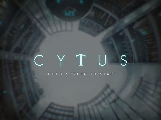 Cytus II - screenshot