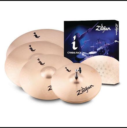 Zildjian I Family - Pro Gig Pack - ILHPRO