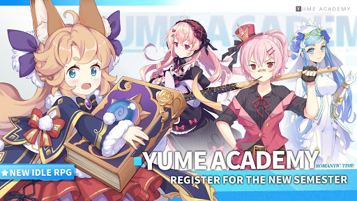 Yume Academy 1.0.95 screenshots 1