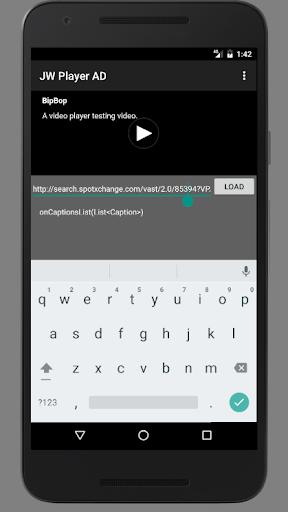 Download JW Player AD Google Play softwares - aiublAyJU4HI