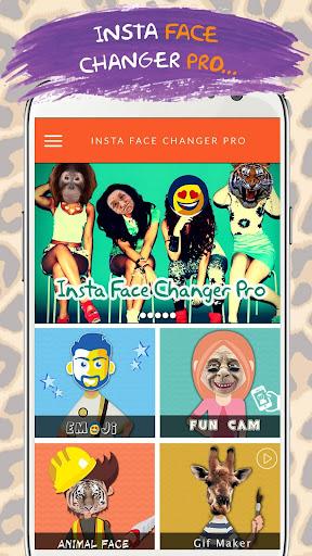 Insta Face Changer Pro 3.5 screenshots 11