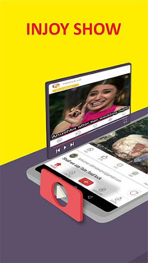Injoy - Funniest Indian App for Videos and Memes V2.9.0 screenshots 2