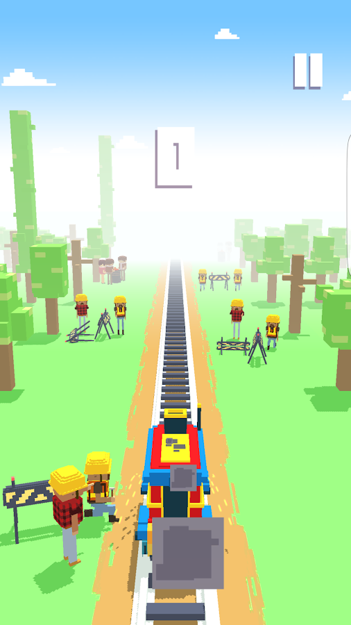 CHOO CHOO- screenshot