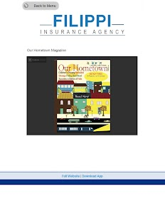 Filippi Insurance Agency- screenshot thumbnail