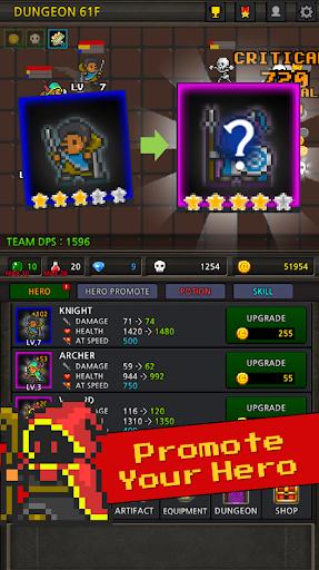 Grow Heroes Vip : Idle RPG  image 3