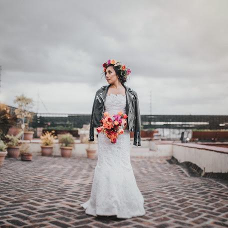 Fotógrafo de bodas Uriel Mateos (UrielMateos). Foto del 25.10.2016