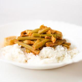 Bengalu Shutki Fish Curry with Vegetables.