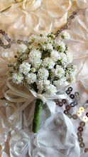 Photo: Baby's Breath Boutonniere