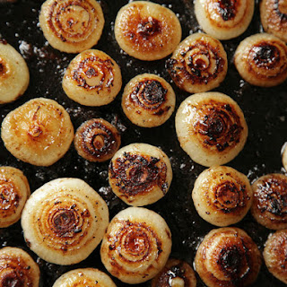 Easy Roasted Cipollini Onions