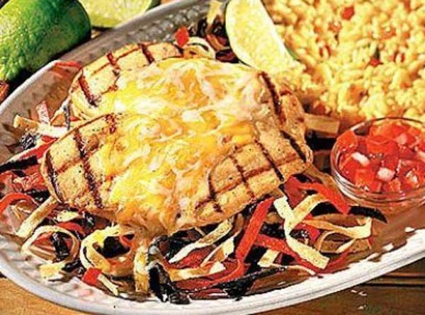 Fiesta Lime Chicken Recipe