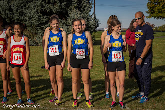 Photo: Varsity Girls 3A Mid-Columbia Conference Cross Country District Championship Meet  Buy Photo: http://photos.garypaulson.net/p552897452/e480afd4a