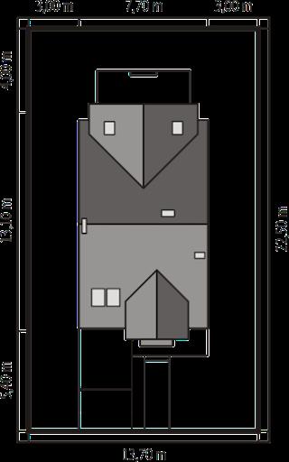 Sambor G1 - Usytuowanie