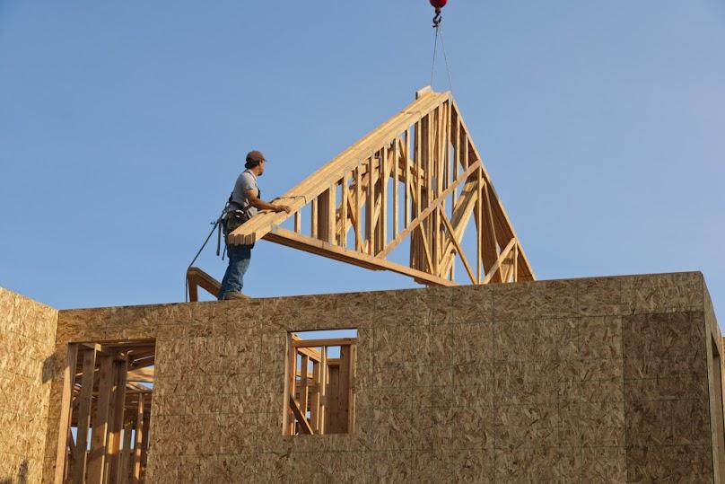 Budowa domu szkieletowego