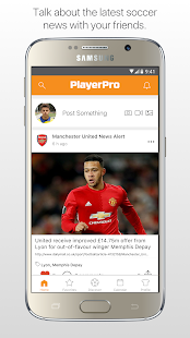 PlayerPro Soccer- screenshot thumbnail