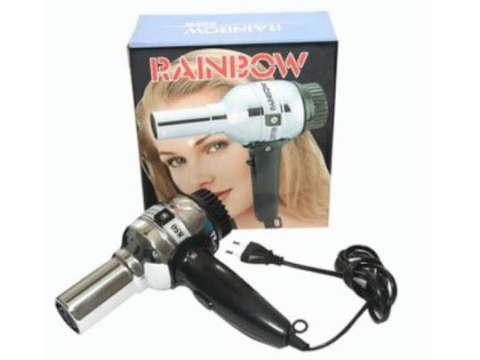 HAIR DRYER RAINBOW PENGERING RAMBUT Salon 850 Watt Hairdryer salon pengering rambut berkualitas
