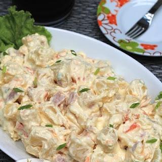 Ham and Potato Salad.