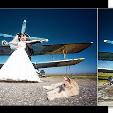 Wedding photographer Yuriy Bershadskiy (machaon). Photo of 18.01.2013