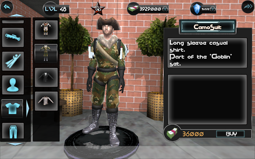 Jetpack Rider Gangster Terror 1.0 screenshots 4