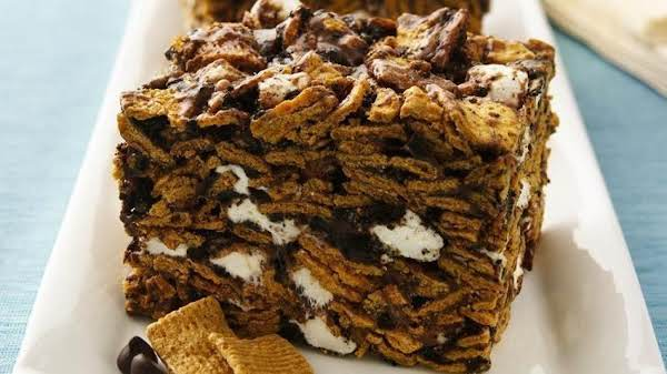 Golden Graham S'mores Recipe