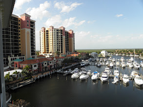 Photo: Cape Harbour Marina where we took possession of the boat
