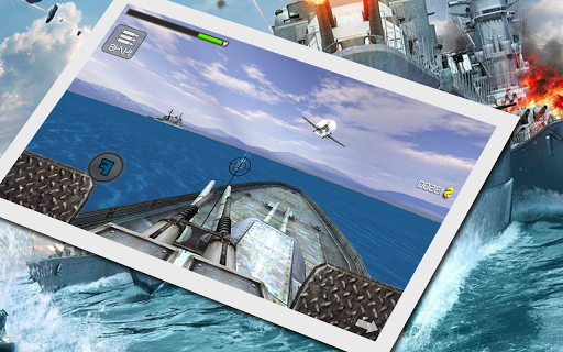 Navy Gunner Destroy 3D