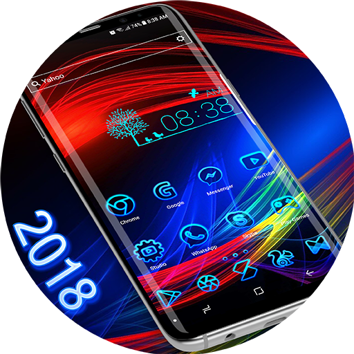Neon 2 | HD Wallpapers - Themes 2018 (app)