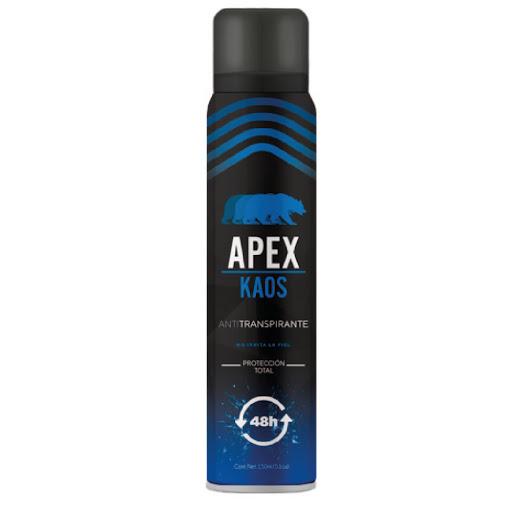 desodorante spray apex kaos 150ml