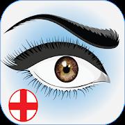 Eye protector: screen dimmer