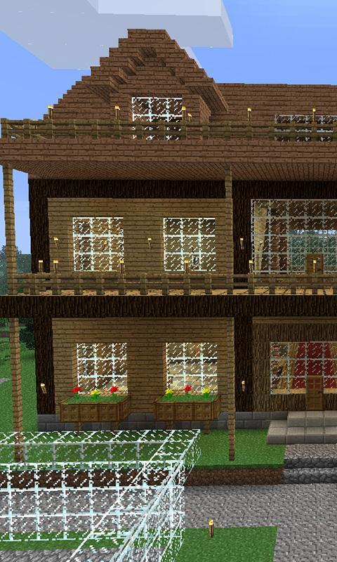 Cool House Minecraft Building - Android Apps on Google Play