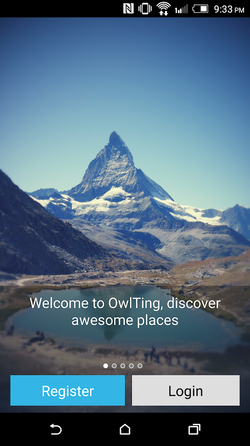 OwlTing Places,Photos&Friends- screenshot