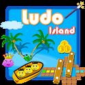 Ludo Island -Board Game Online icon