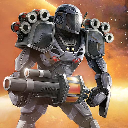 Galaxy Control: 3D 策略 策略 App LOGO-硬是要APP