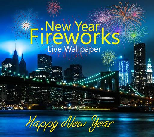 2019 New Year Fireworks Live Wallpaper 1.0.10 screenshots 10