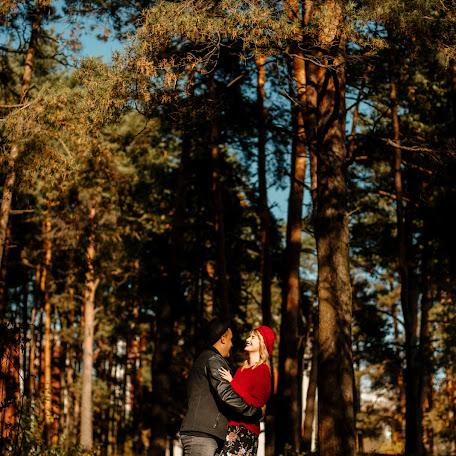 Свадебный фотограф Екатерина Денисова (EDenisova). Фотография от 15.10.2018